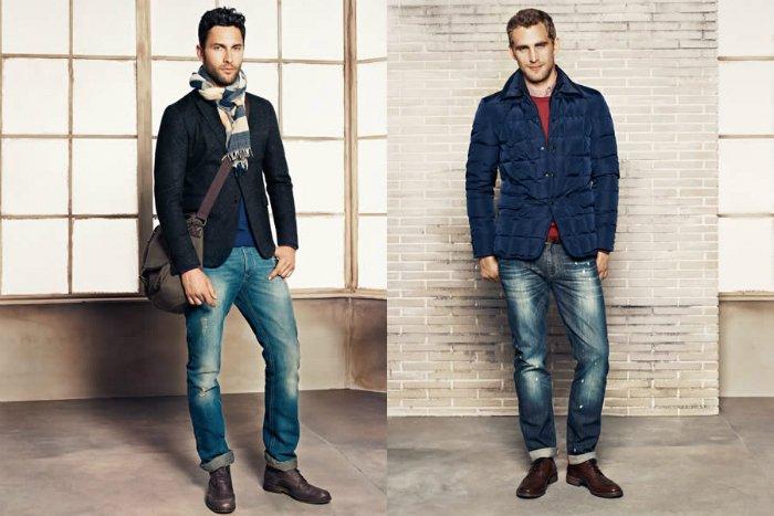 Пальто осінь року модні чоловічі. Чоловіча мода  сорочки 7421424641994