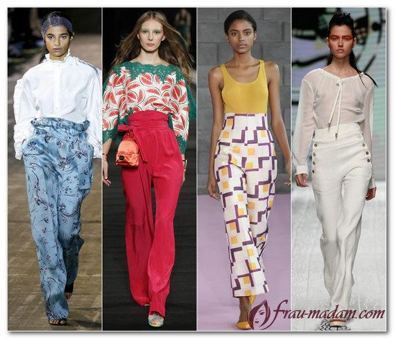 6558a8864adcf9 Не оминули своєю увагою і джинси - улюблений одяг не тільки молоді, а й  більш старшого покоління. Ця стильна одяг на літо 2017 розшита вишивкою, ...