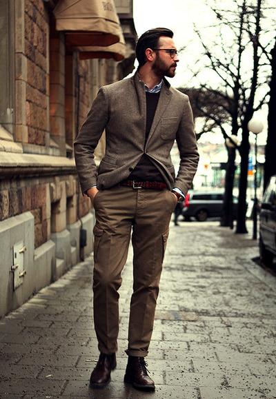 Синій костюм коричневі туфлі яку краватку. Коричневі туфлі і ... 1940f73f8d8ec